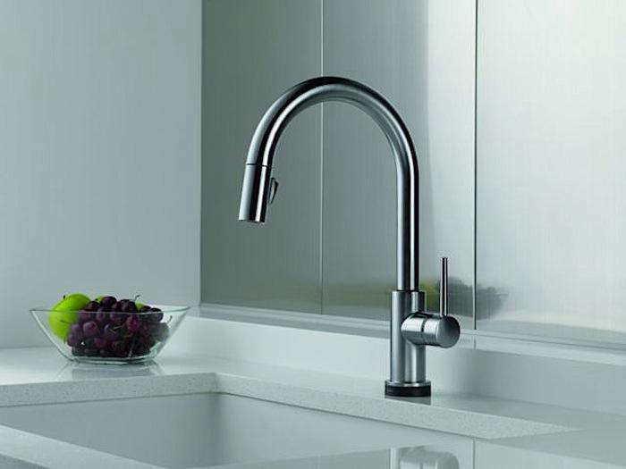 a style worthy touch sensitive faucet