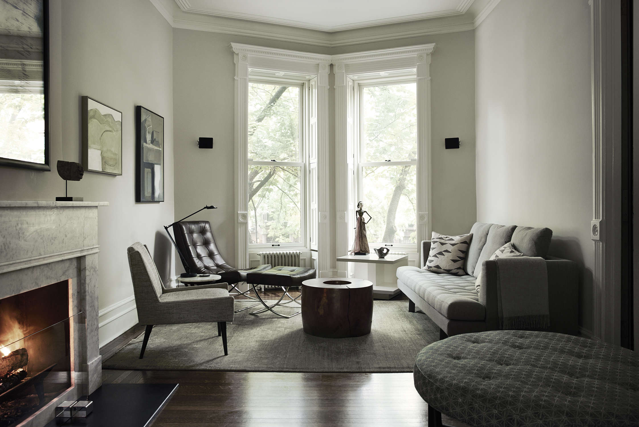 Quick Living Room Decor