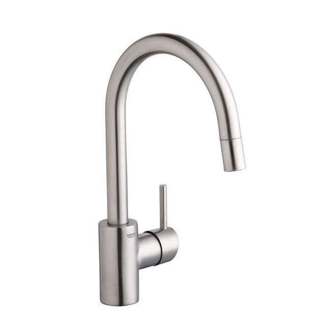 grohe concetto dual spray pull down
