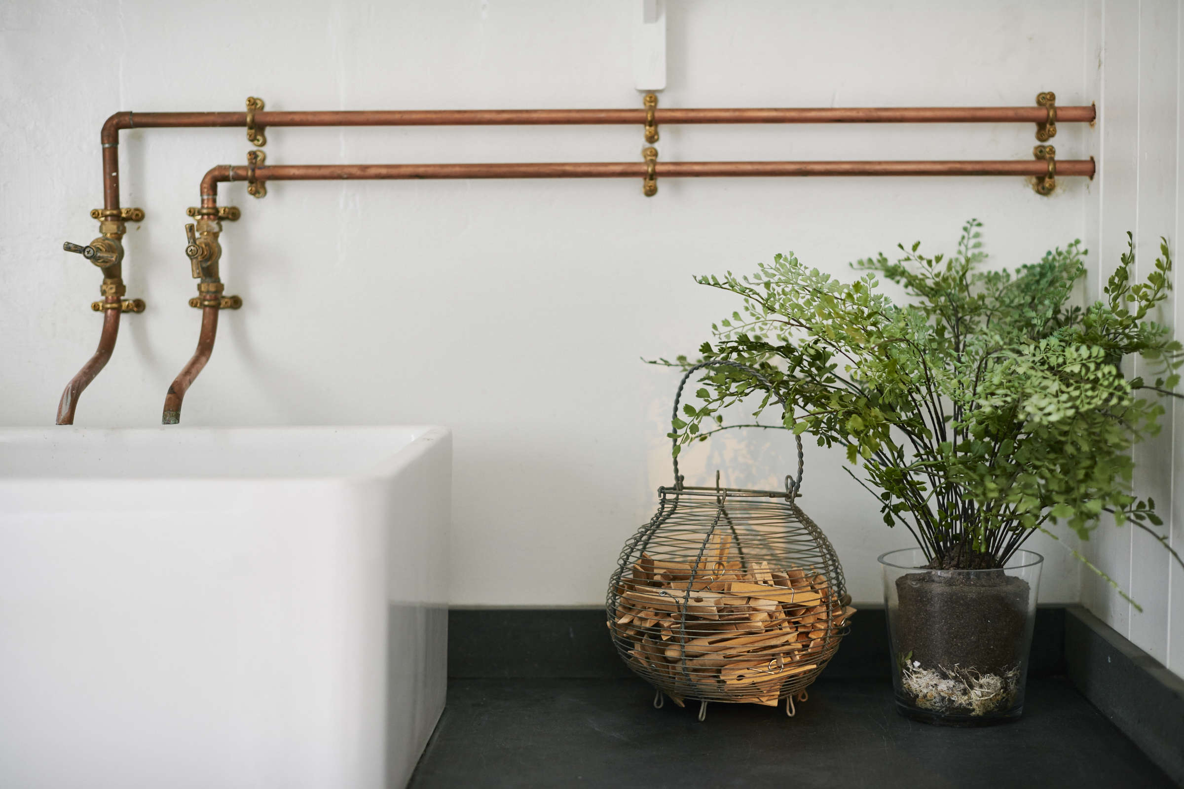 Trend Alert 10 DIY Faucets Made From Plumbing Parts