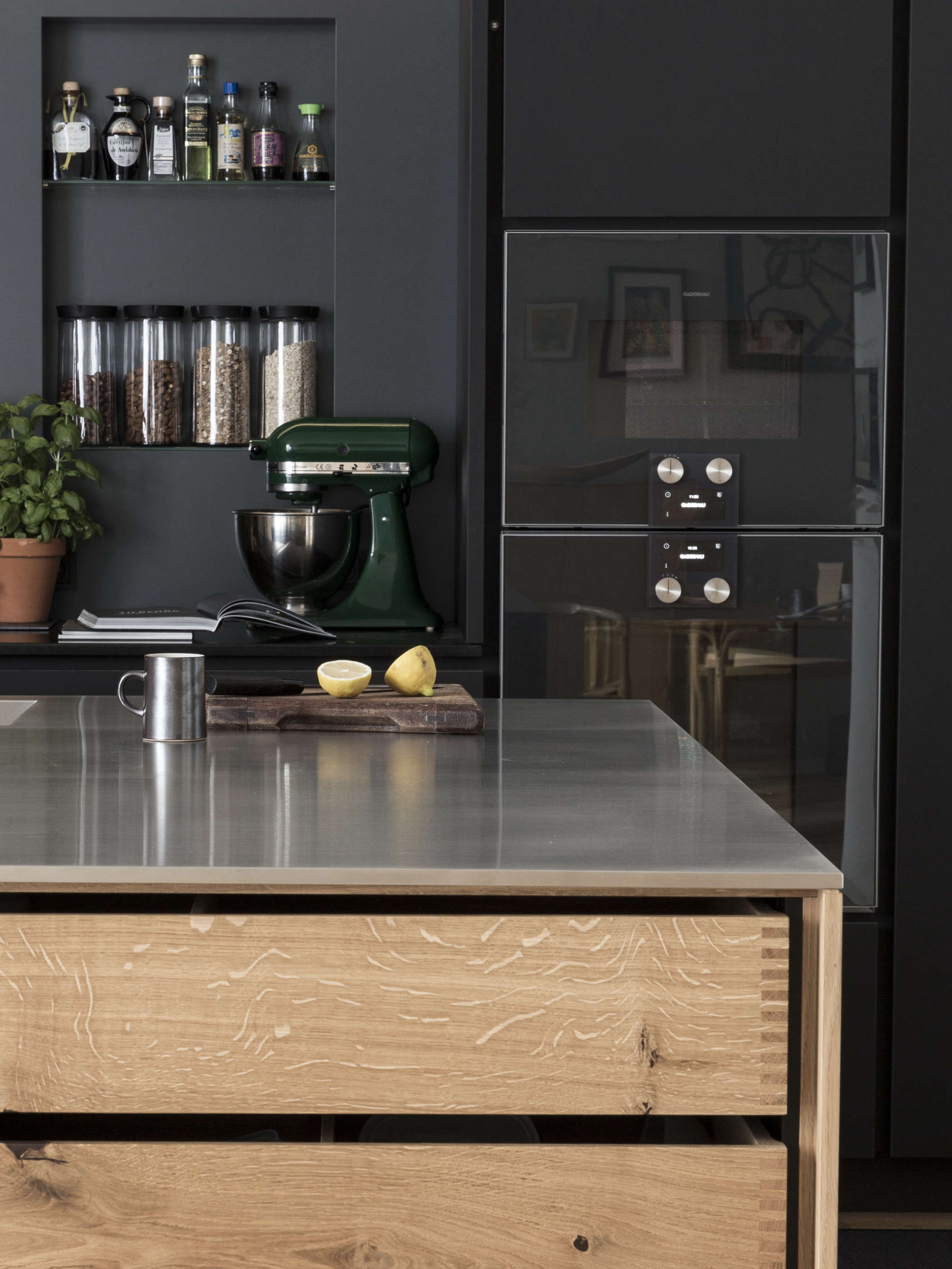 Kitchen Of The Week A Culinary Space In Copenhagen By