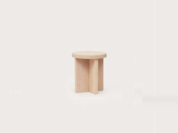 jenni kayne oak side table