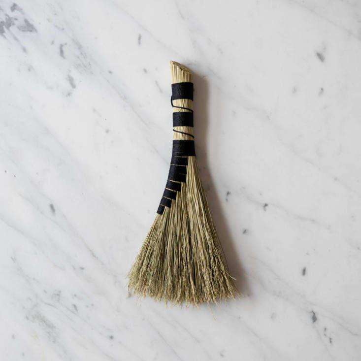 Whisk Corn Broom by Prairie Breeze Folk Arts Studio via June Home Supply