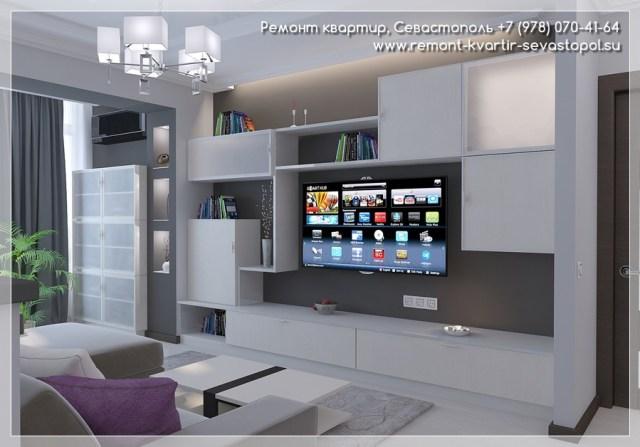 Готовый дизайн квартир