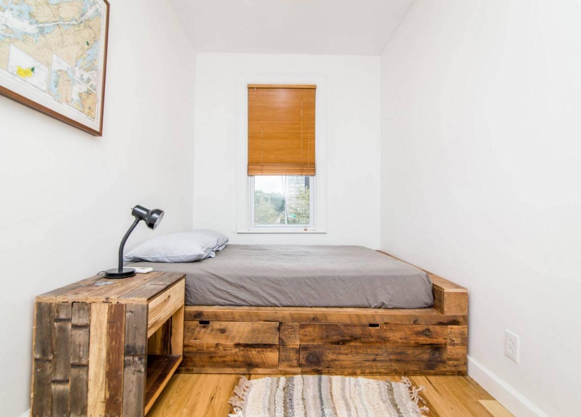 дизайн комнаты 9 кв м в современном стиле фото с диваном 2
