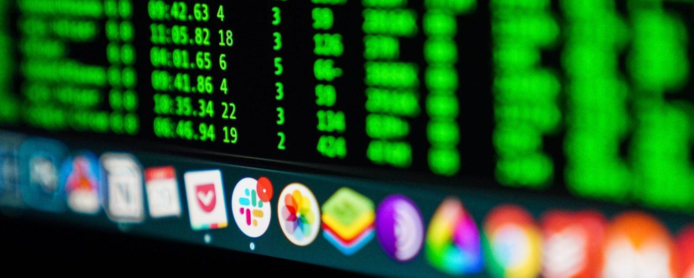 piattaforme di comunicazione black flat screen computer monitor
