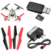 Quadcopter With Camera RTF 6-Axis Special Discount