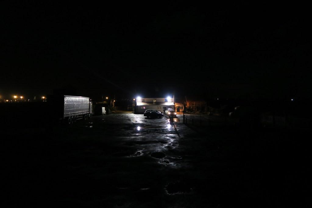 The World's End at Tilbury Docks