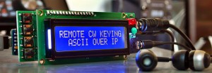 Local CW keyer for remote keying  RemoteQTHwiki