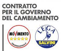 contratto governo cambiamento