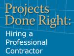 Hiring A Professional Contractor