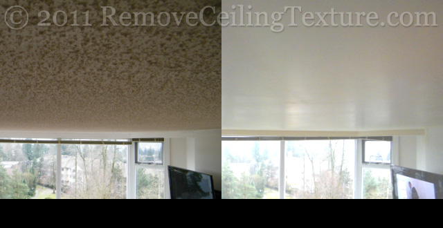 smooth_ceilings_in_living_room_north_burnaby