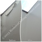 Cracked and peeling skylight fixed in New Westminster BC