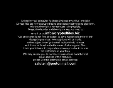 Info@cryptedfiles.biz