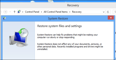 system-restore