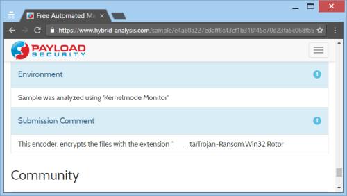 'Cocoslim98@gmail.com' Ransomware
