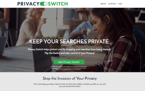 Uninstall Privacy Switch