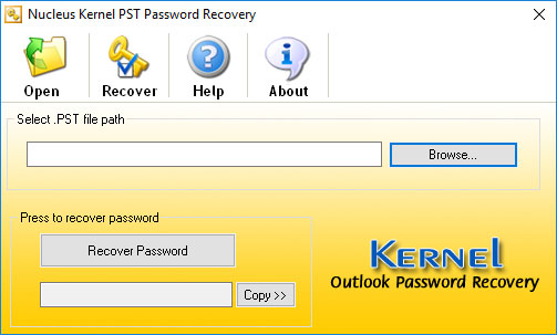 PST password recovery best tool