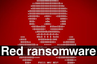 Supprimer Red ransomware