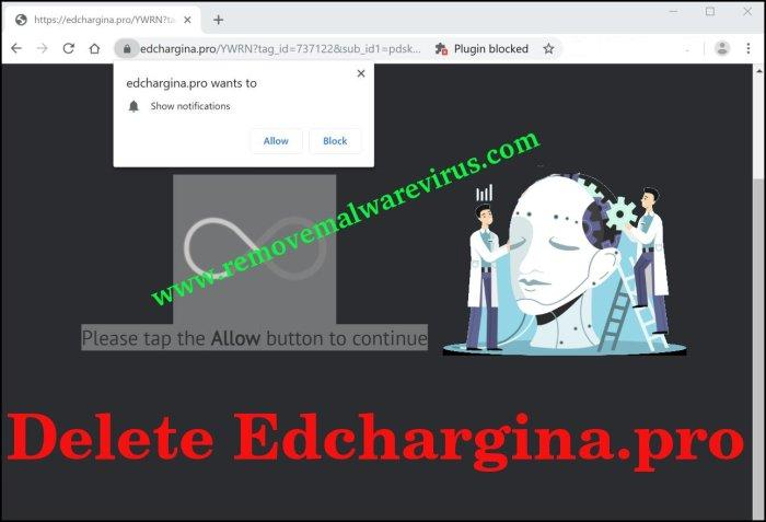Löschen Sie Edchargina.pro
