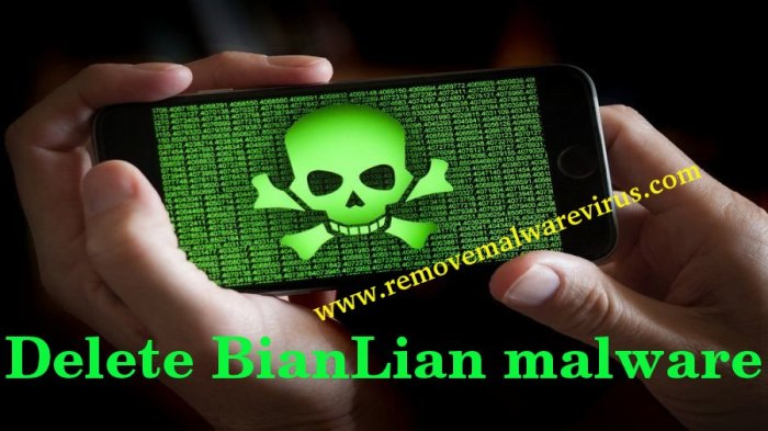 Supprimer les logiciels malveillants BianLian