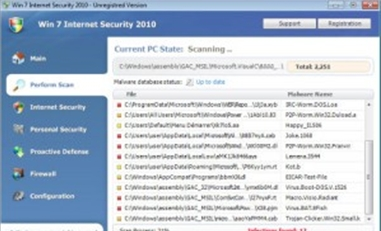 Vista Internet Security 2010