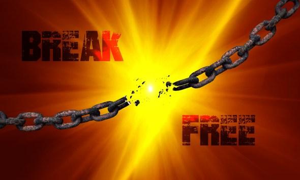 Break free from sin