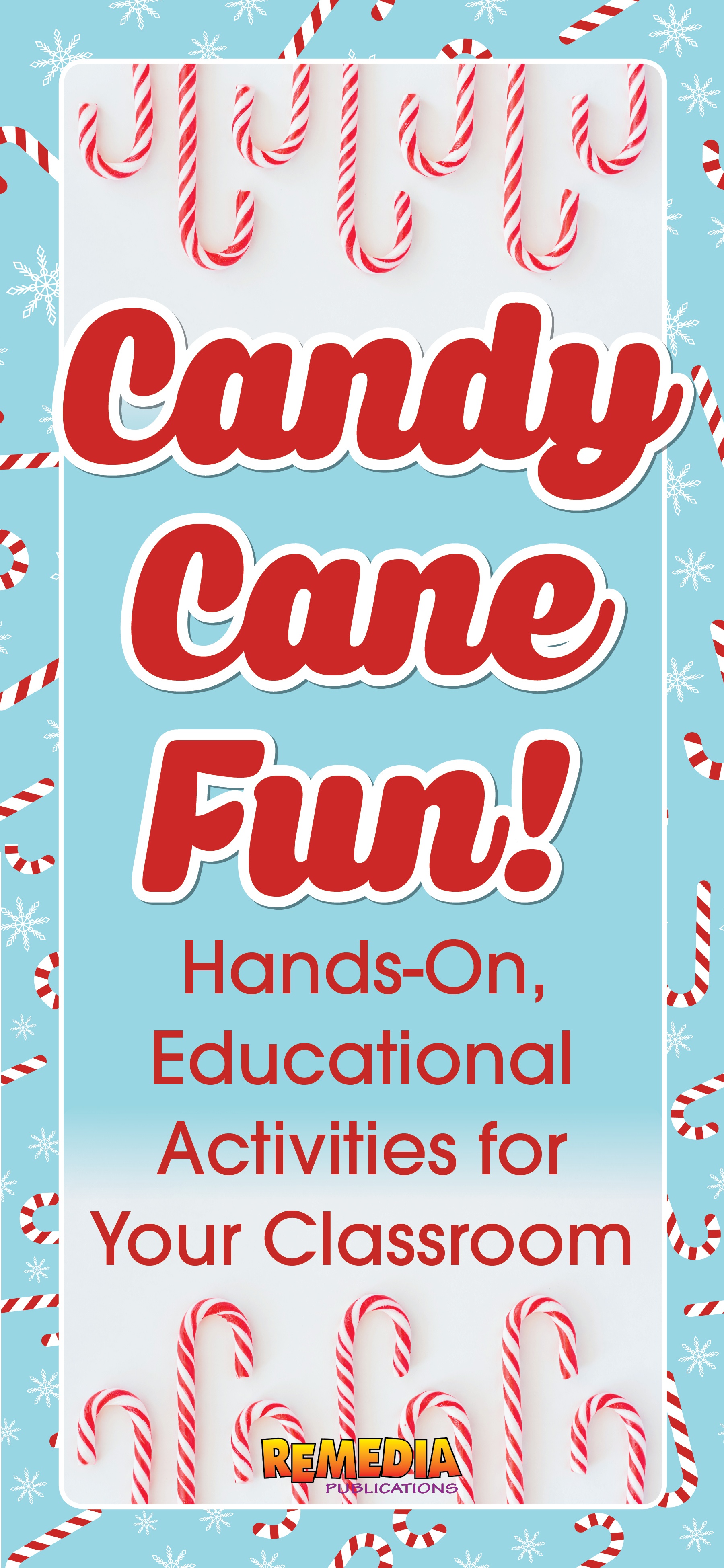 Remedia Publications Educational Amp Tasty Candy Cane