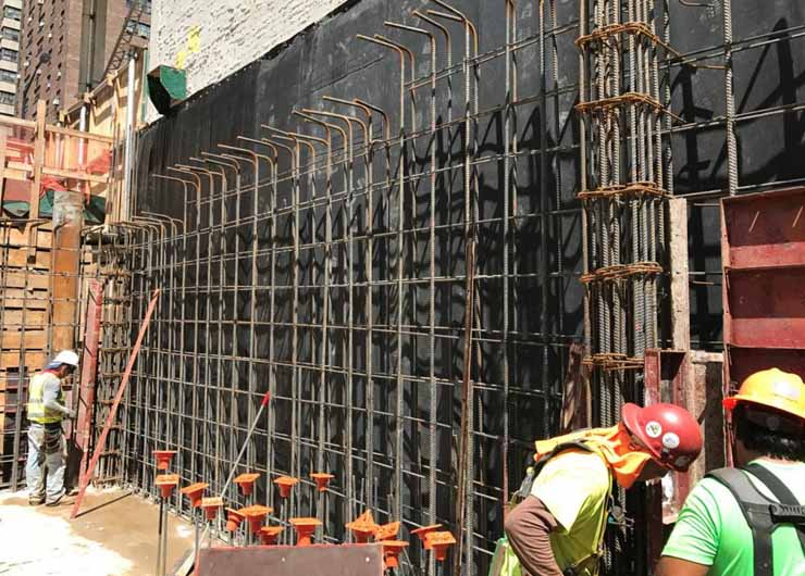 Concrete Joint Waterstops