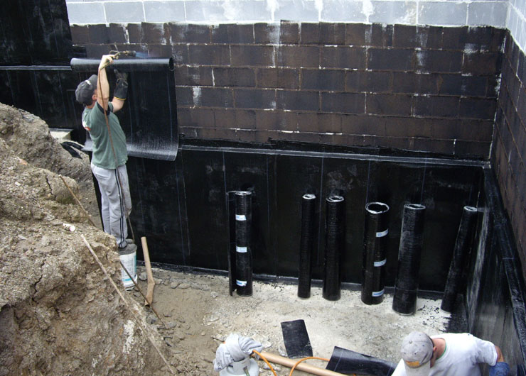 Torch On Waterproofing Services Image