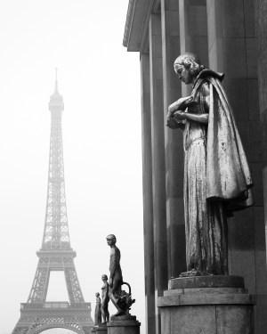tour Effel, Paris, France