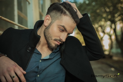 Classic Hairstyles For Men The Side Part RemySoft Hair Care