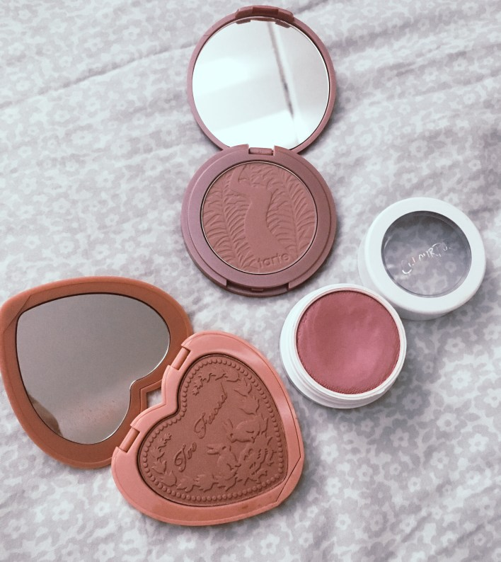 Top 3 Blushes for Fall