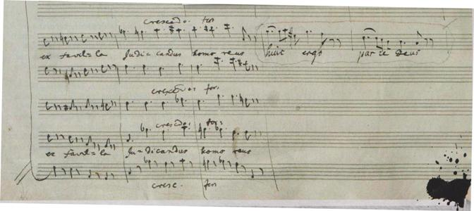 """""""Lacrimosa"""" from Mozart's Requiem: what might it tell us about his frame of mind?"""