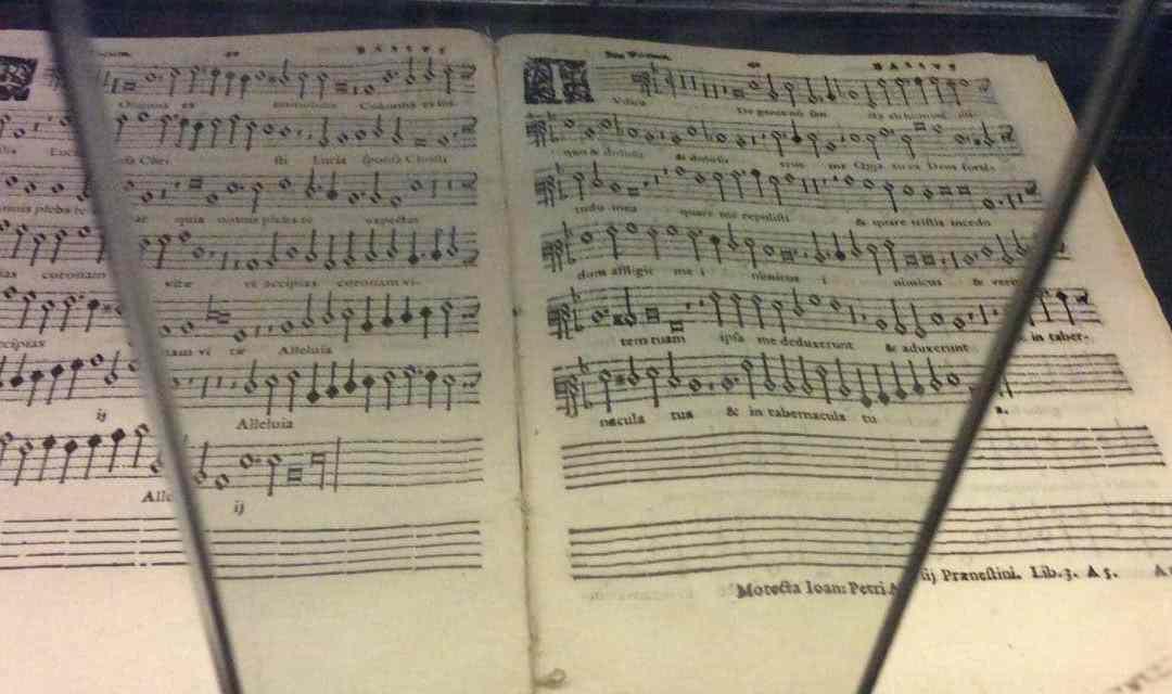 The Renaissance Choir in Palestrina