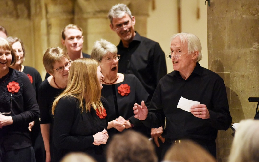 Do you have a soprano voice? Would you like to sing with us?