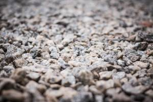 Exchanging gemstones for gravel