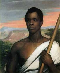 Cinque Leader of the Amistad Captives