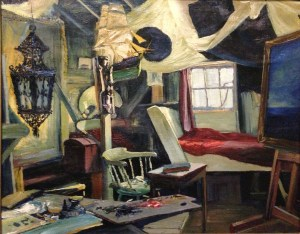 My Studio Max Dellfant 1923