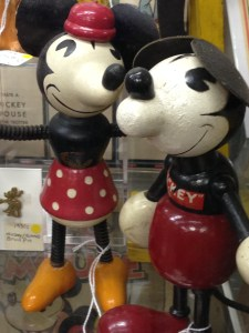 Old Mickey and Minnie