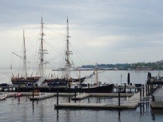 New London, CT harbor
