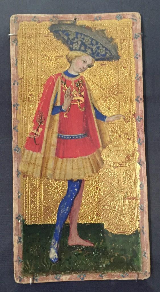 from the Visconti-Sforza Tarot Deck