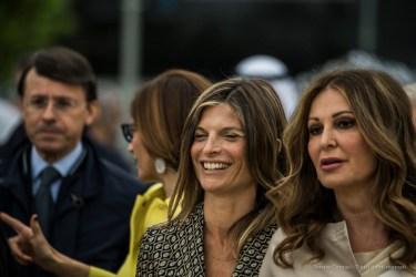 Daniela Santanché, Laura Revetto e Mariastella Gelmini - Nikon D810, 400mm (80-400.0mm ƒ/4.5-5.6) 1/500sec ƒ/5.6 ISO 800
