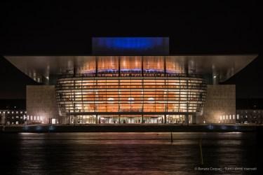 Copenaghen, Opera - Nikon D810, 102mm (80-400 ƒ/4.5-5.6) 1.6sec ƒ/3.8 ISO 100