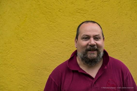 "Il birraio Paolo ""Poldo"". Chiaverano, 14.06.2015 - Nikon D810, 85mm (85.0mm ƒ/1.4) 1/250 ƒ/3.2 ISO 64"