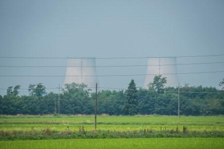 Trino Vercellese, Centrale Nucleare. Nikon D750, 400mm (80-400.0mm ƒ/4.5-5.6) 1/2500 ƒ/6.3 ISO 800