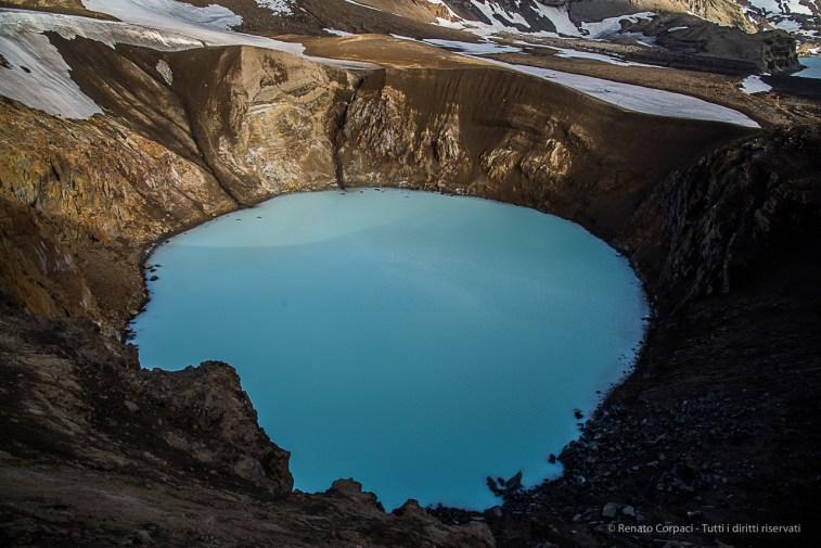 Hot water in the smaller caldera. Nikon D810, 24 mm (24-120.0 mm ƒ/4) 1/160 sec ƒ/8 ISO 64