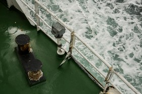 On board of the ferry to Stykkishólmur. Nikon D810, 50 mm (24-120.0 mm ƒ/4) 1/400 sec ƒ/7.1 ISO 64