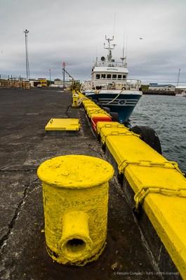 The Port of Rif, near Hellissandur. Nikon D810, 105 mm (24-120.0 mm ƒ/4) 1/160 sec ƒ/4 ISO 64