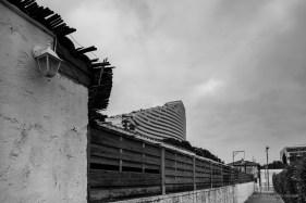 """Baie des Anges, Villeneuve Loubet. Nikon D810, 24 mm (24-120,0 mm ƒ/4) 1/160"""" ƒ/4 ISO 64"""